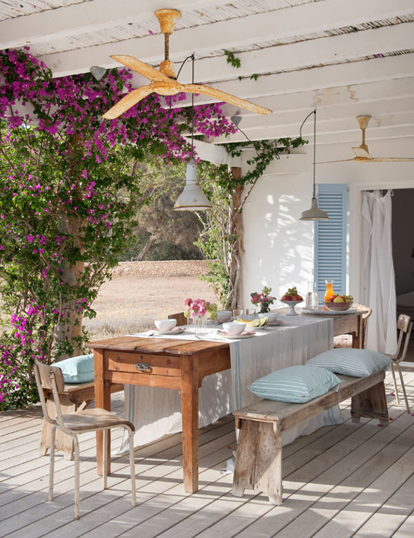 A dreamy Spanish summer villa for rent on beautiful island of Formentera | My Cosy Retreat