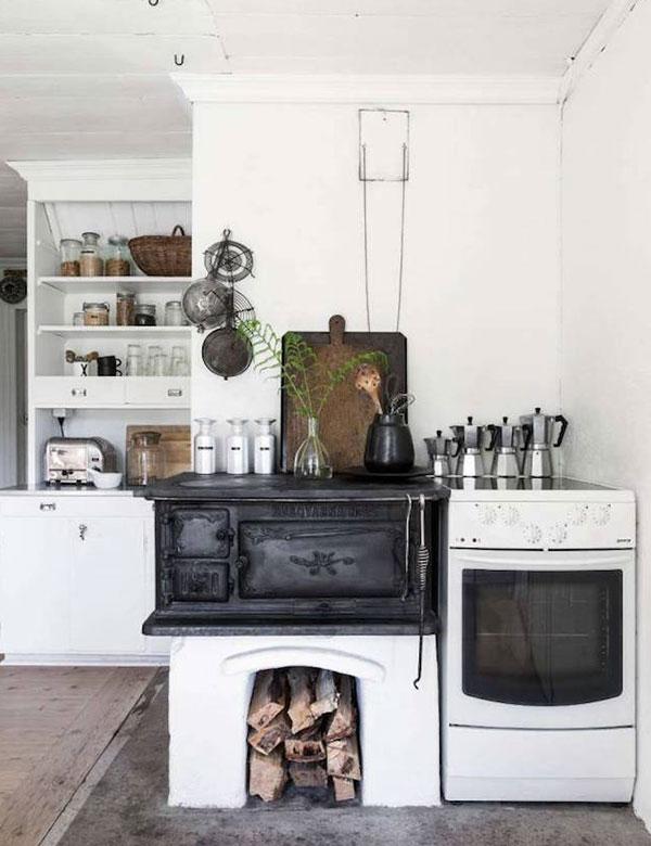 The peaceful Swedish summer cottage of photographer Carina Olander | My Cosy Retreat
