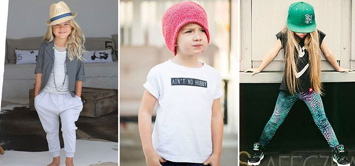 9 Spring Kids Casual Outfits For Your Little Monkeys