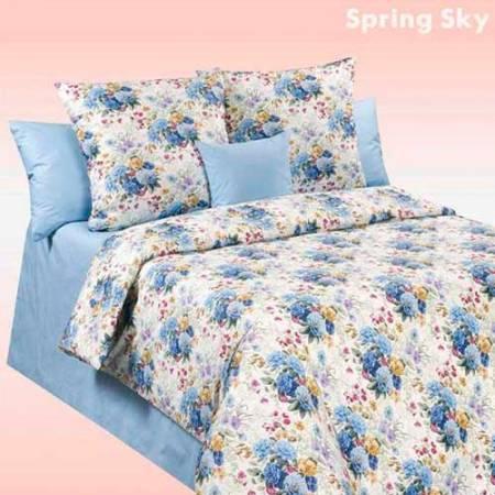 Постельное белье COTTON DREAMS Валенсия (Valensia) - Spring Sky