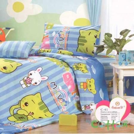 Детское постельное белье C41