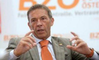 FPÖ leader Jörg Haider
