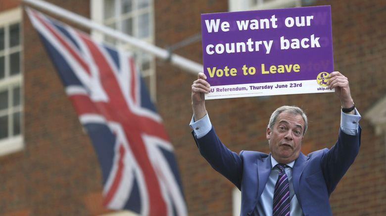 Farage gold-plating