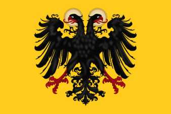 Banner of the Holy Roman Empire thirty
