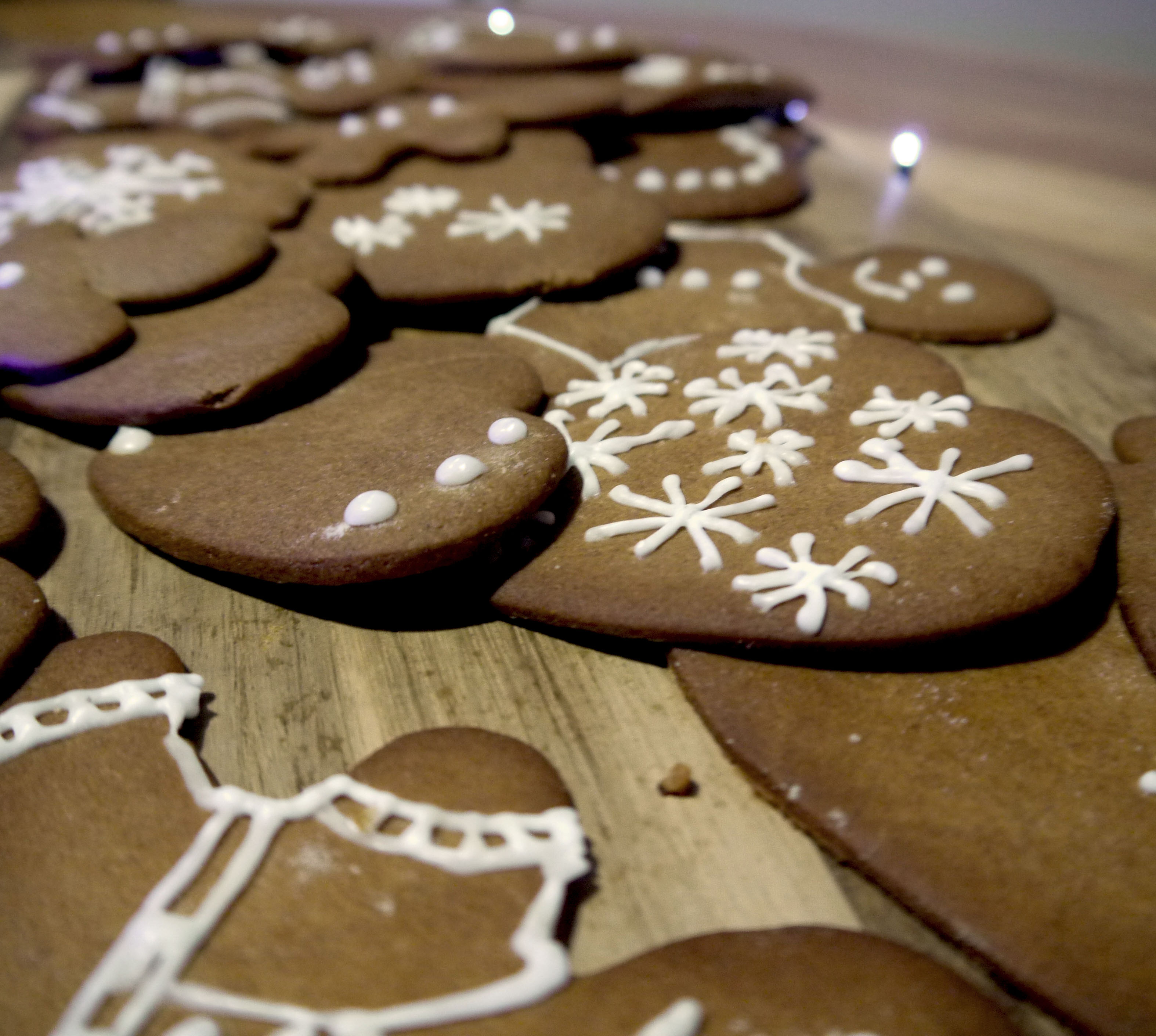 Gingerbread Recipe - Gingerbread Biscuit