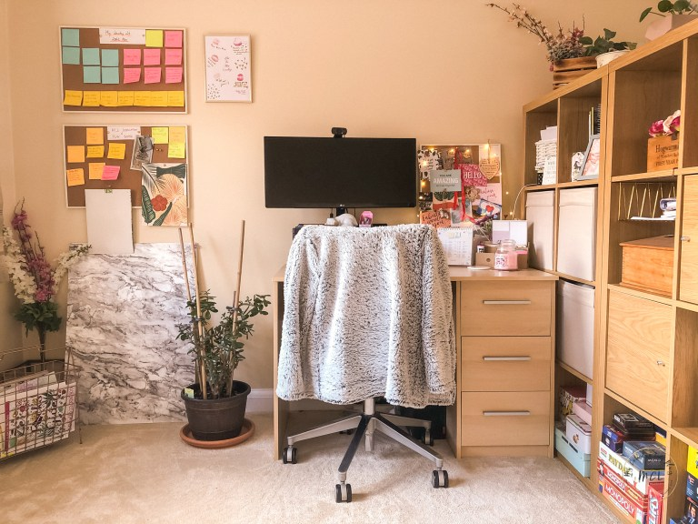 working from home tips - my country life blog - 1
