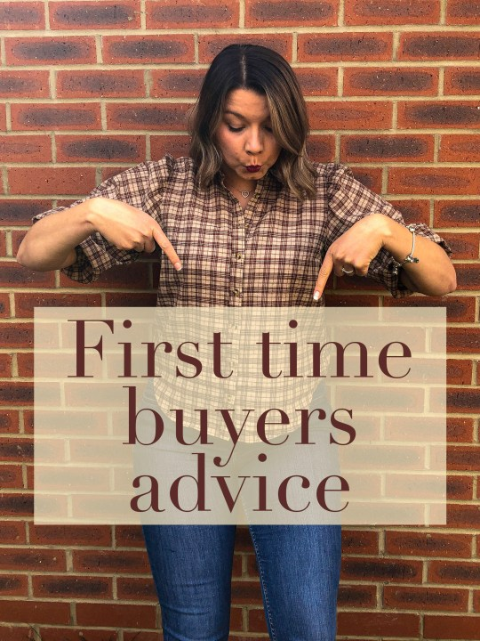 First time buyer advice & top tips