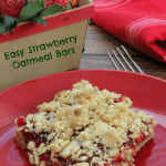 Easy-Strawberry-Oatmeal-Bars-Recipe