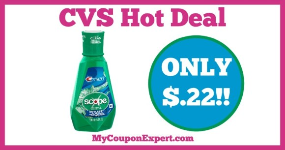 scope-outlast-long-lasting-mint-mouthwash-cvs-hot-deal