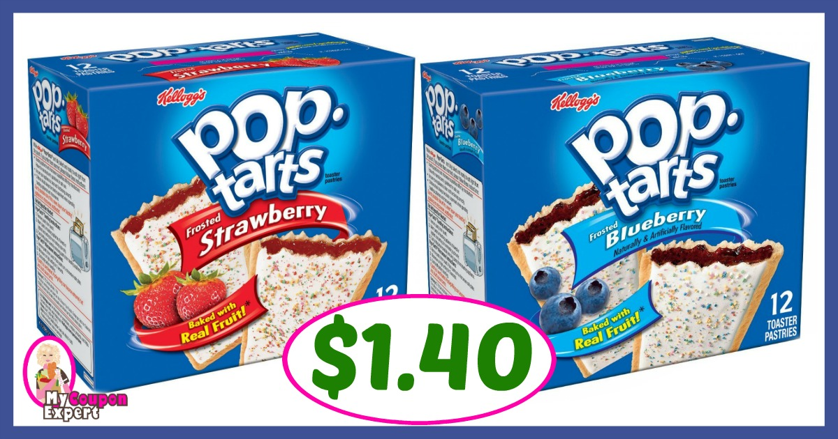 Family Dollar Pop Tarts