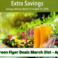 Publix Green Flyer Deals March 31st – April 13th!