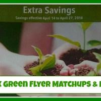 Publix GREEN FLYER DEALS April 14th – 27th!