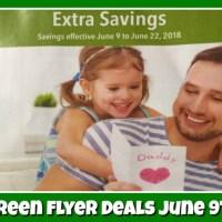 Publix GREEN FLYER Matchups – June 9th – 22nd