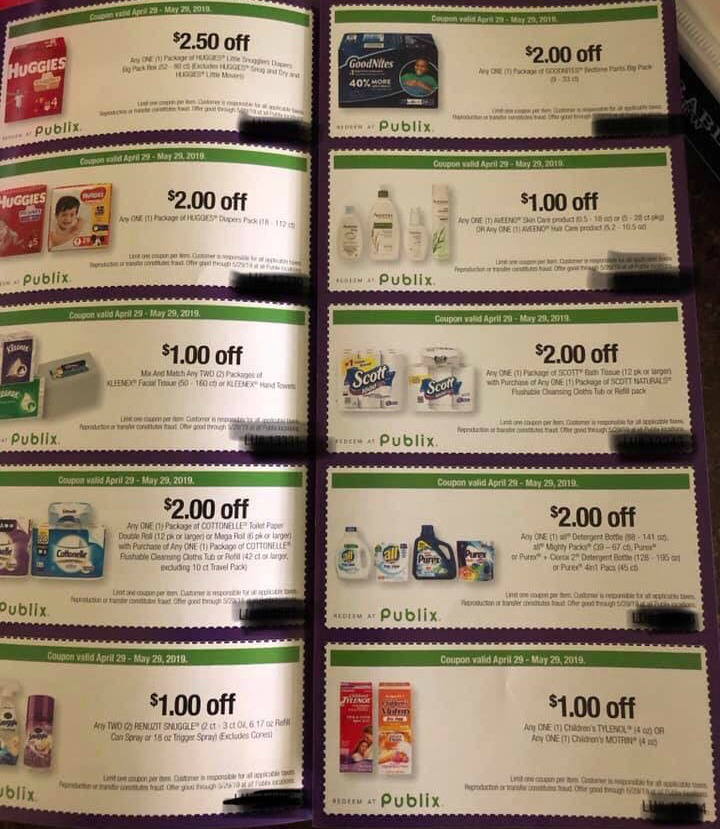 march of dimes coupon book