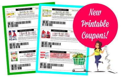 New Printable Coupons Galbani, Resolve, Tidy Cats and more!