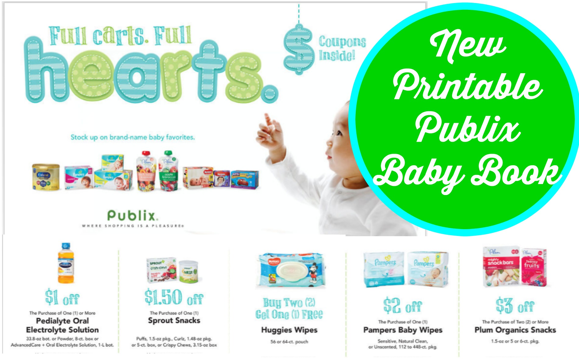 photograph about $5 Similac Printable Coupon known as Refreshing Printable Publix Boy or girl E book My Publix Coupon Close friend