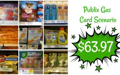Publix Gas Card Scenario