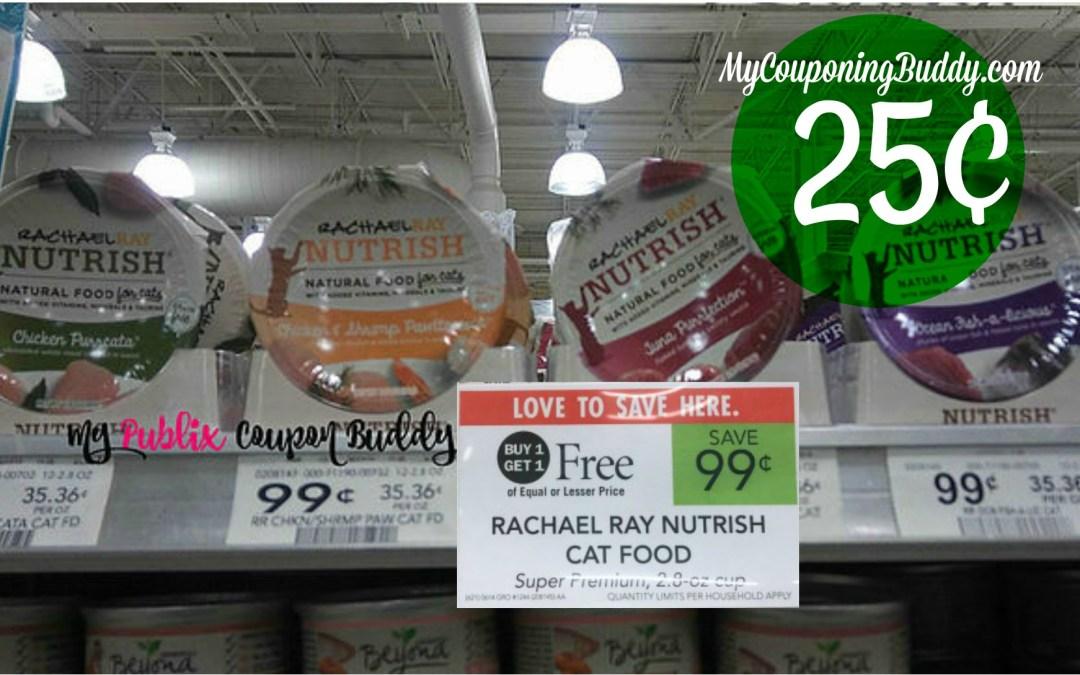 Rachael Ray Nutrish Cat Food Super Premium, Publix