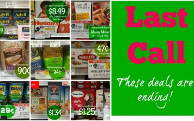 Publix Best Deals of the Weekly Sale 11/6 – 11/12 or 11/7 -11/13