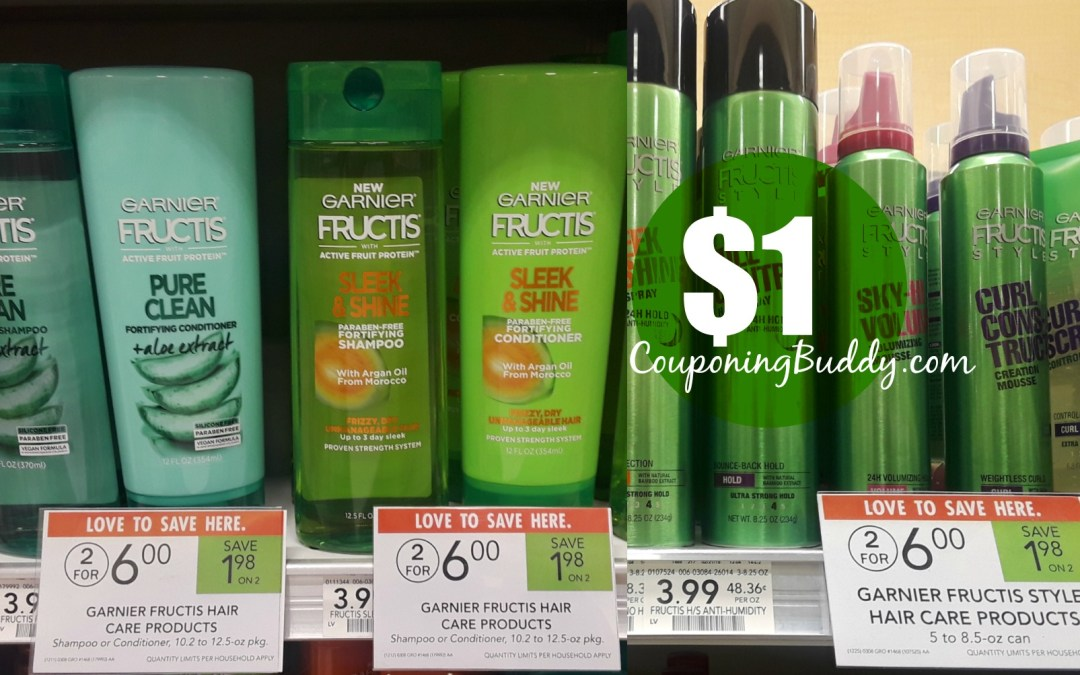 Garnier Hair Care Publix Deals
