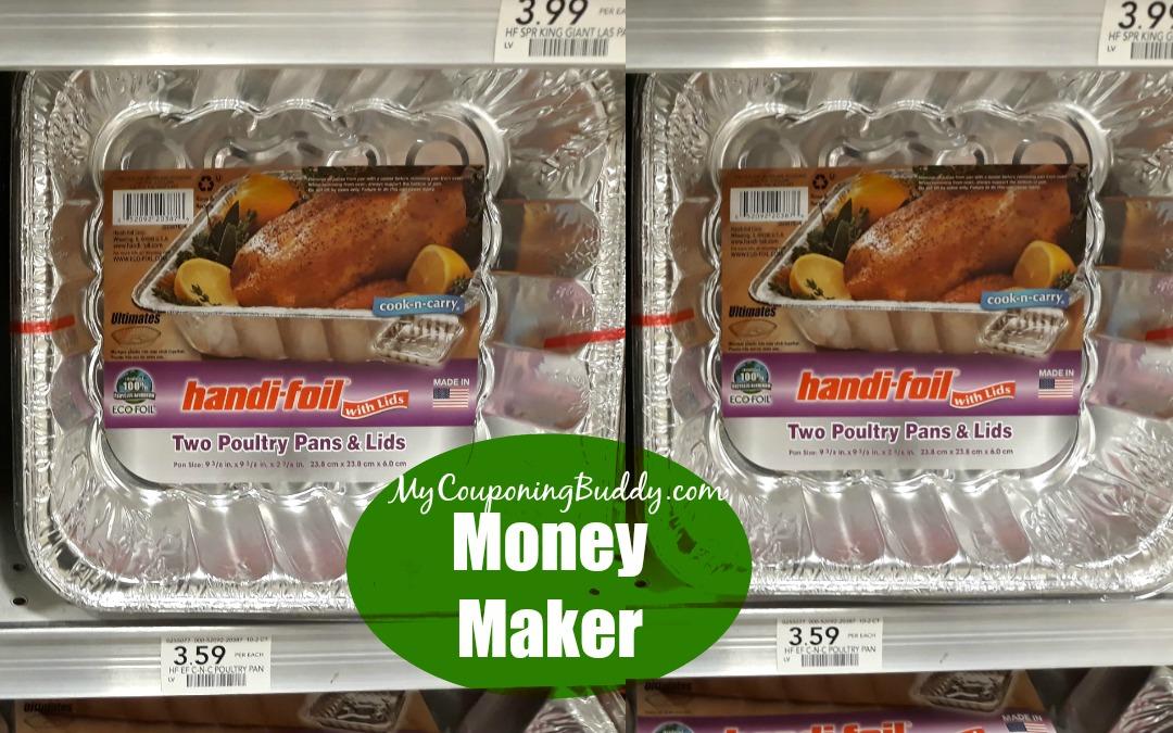 Handi-Foil Poultry Pans Money Maker at Publix