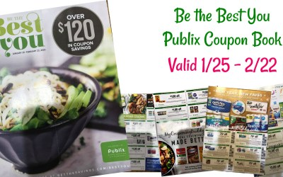 Publix Be the Best You Coupon Book Valid 1/25 – 2/22