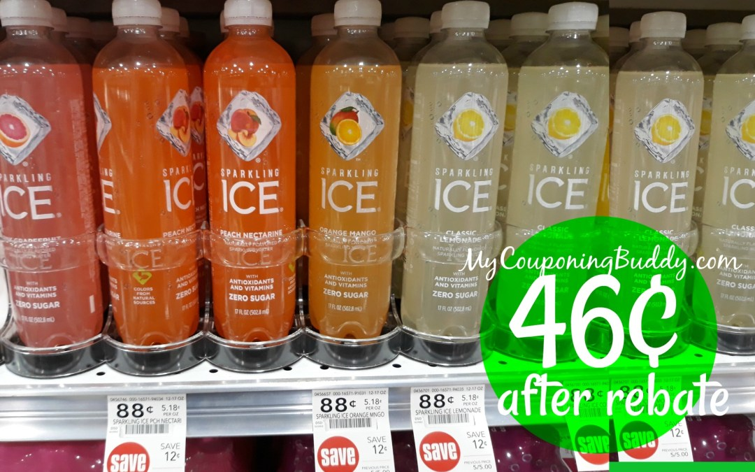 Publix Sparkling Ice 2020 Sip to Savings Rebate