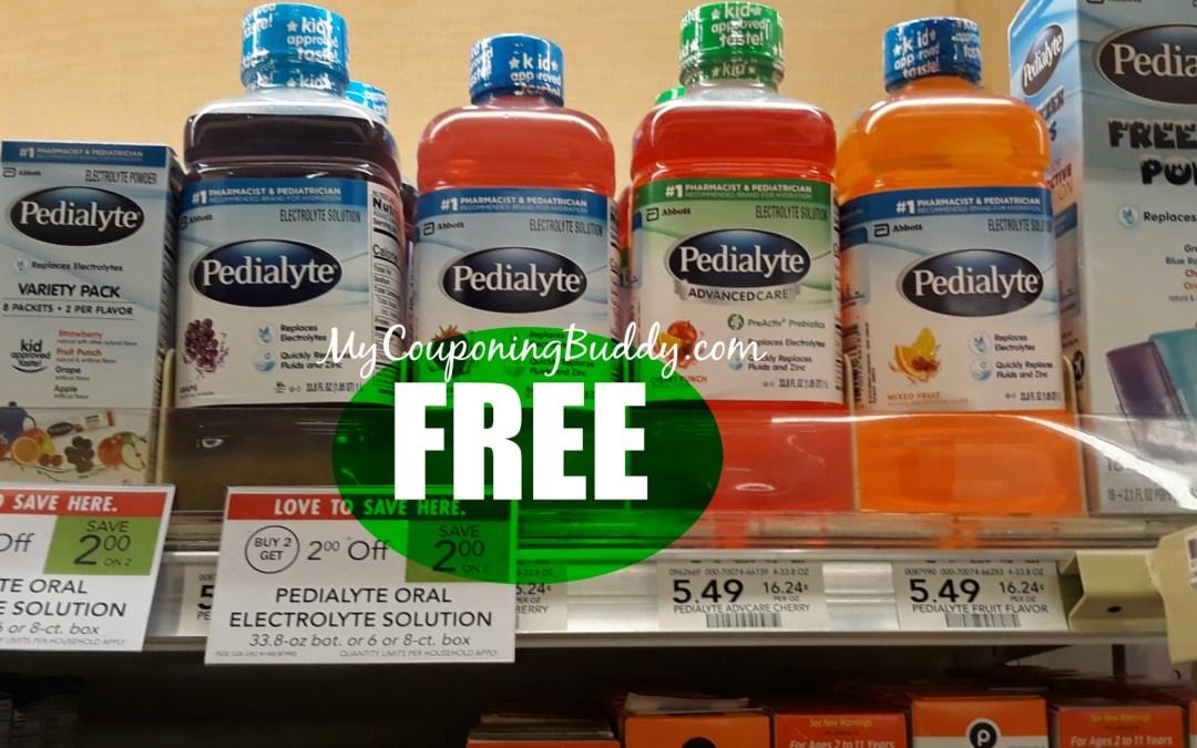 Free Pedialyte free at Publix Purple Flyer Publix Coupon 2/8 - 2/21 sneak peek & Matchups