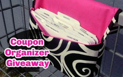 Grandmas Little Lilly Coupon Organizer Giveaway!!!
