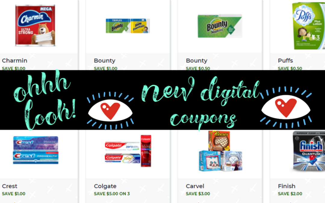 New Publix Digital Coupons to Clip!