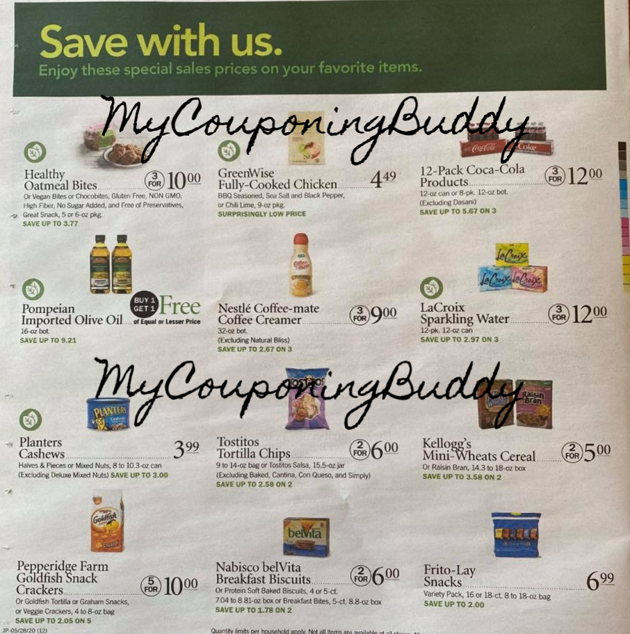 Publix Ad Preview 5/27/20 - 6/2/20 (or 5/28-6/3/20 for Some)