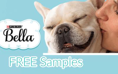 FREE Samples of Purina Bella Dog Food