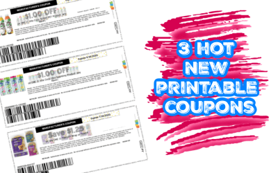 3 HOT New Printable Coupons – Flat Out Vita CoCo