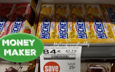 Money Maker on Hi-Chew Candy at Publix