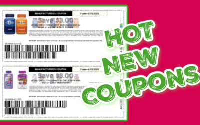 2 Hot New Coupons! Flintstones & One a Day