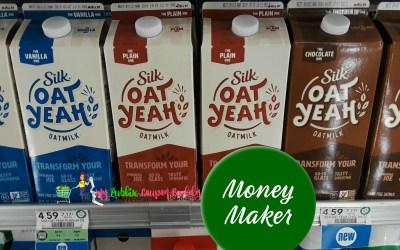 FREE Silk Oat Yeah Milk at Publix