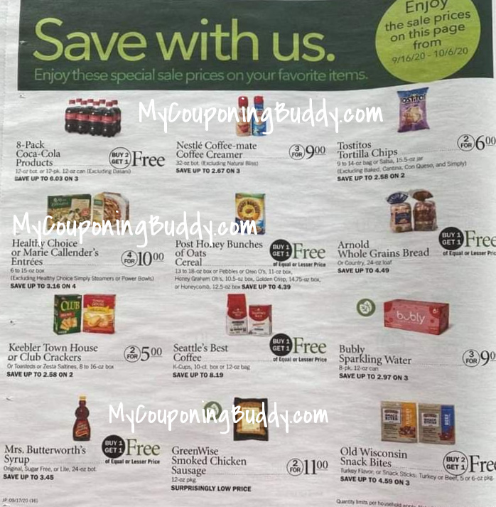 Publix Ad Preview 9/16/20 – 9/22/20 (or 9/17-9/23/20 for Some)