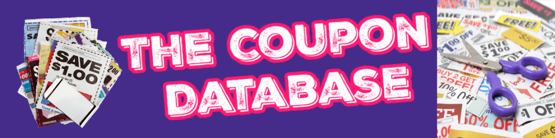 The Coupon Database