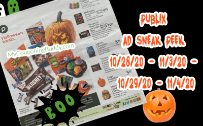 Early Ad Preview Publix  Weekly Sale 10/28/20 – 11/3/20 – 10/29/20 – 11/4/20