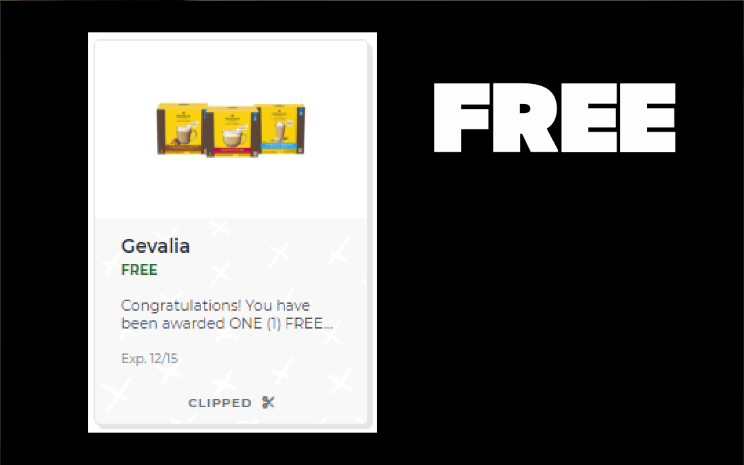 Gevalia Cafe at Home FREE at Publix