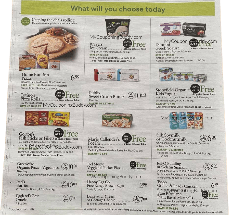 Publix Weekly Sale Ad Preview 2 17 21 2 23 21 Or 2 18 21 2 24 21