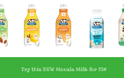 Mooala Milk 75¢ after Ibotta & Coupon at Publix