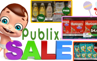 Early Preview Publix Baby Sale 7/28/21 – 8/3/21 or 7/29/21 -8/4/21