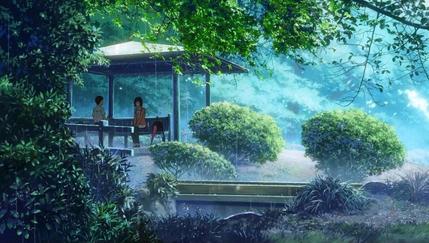 A Love Story For The Rainy Season My Cousin Totoro