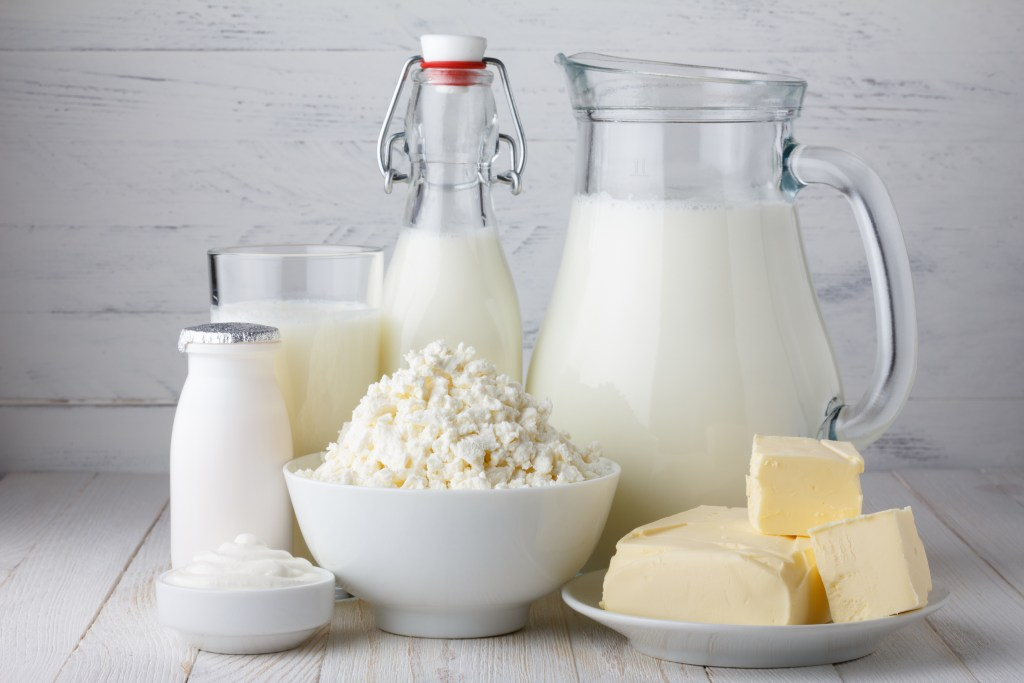 Removing dairy from your diet can improve your health. It will not take long to see your health improve. Here are the benefits for giving up dairy