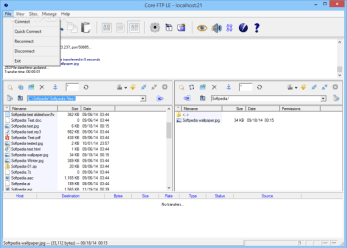 Core FTP LE 2.2 (Build 1921)