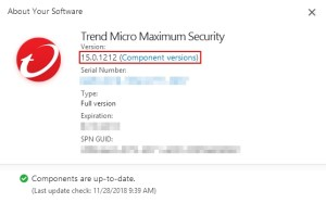 Trend Micro Security and Antivirus 2019 Crack