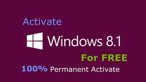 Windows 8.1 Product Key 2019