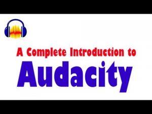 Audacity 2.3.2 Crack