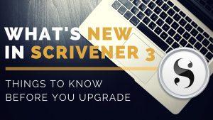 Scrivener 3.0.3 Crack